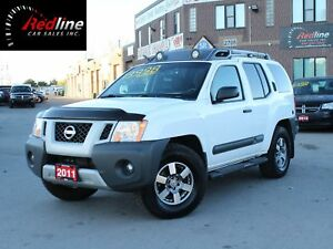 2011 Nissan Xterra PRO-4X Bluetooth-Off Road Lights-One Owner