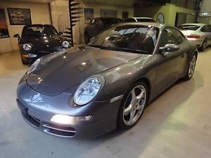 2007 Porsche 911 Carrera S  auto Cremorne Yarra Area Preview