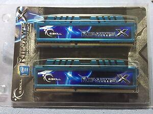 G skill Ripjaws X - 8gb x 2 (16gb) ram