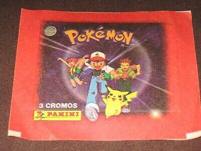 1995 NINTENDO POKEMON UNOPENED PACK SPANISH EDITION VERY RARE! NICE! Very Rare Pack