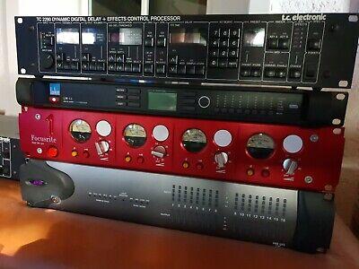 dbx 286A Mic Preamp Processor Mikrofon Vorverstärker