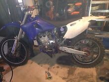 YZ250f 2003 Katoomba Blue Mountains Preview