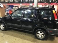 97 HONDA CR-V - REALTIME 4X4 CAN'T KILL 'EM  THEY LAST! London Ontario Preview