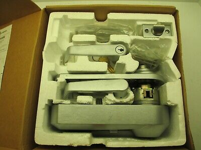 319 Kaba Simplex 5041xk-ws-26d-41 Combo Entry Lever