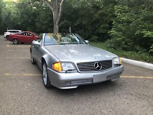 2000 Mercedes SL500 for sale!! Very good condition!