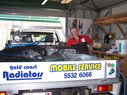 Mobile Radiator Business for sale. Southport Gold Coast City Preview