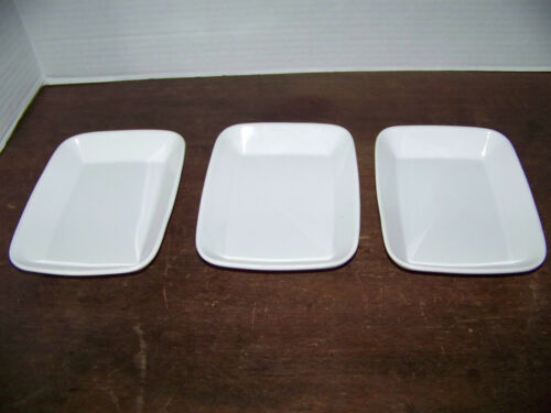 vintage pfaltzgraff NORTHWEST AIRLINES SIDE KICKS SIDE DISHES x3