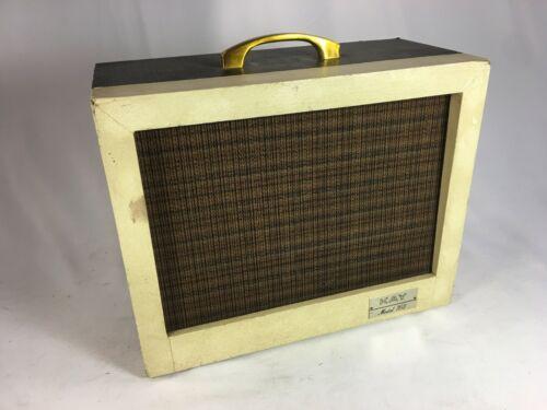 Kay Model 703 Low Wattage Guitar Amplifier Tube Classic RARE Combo