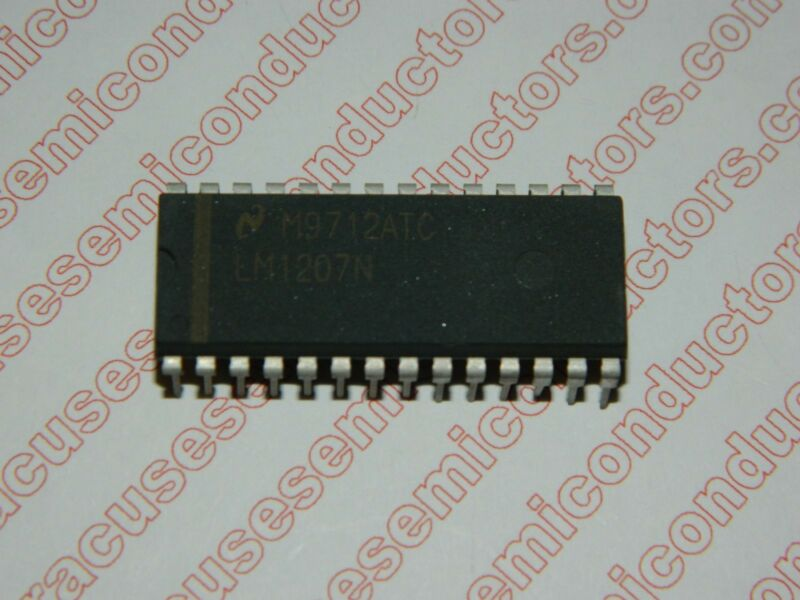 LM1207N / LM1207 / Video Amplifier
