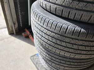 235/55R19 Continental Crosscontact