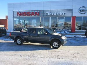 2017 Nissan Frontier SV 4x4, BLUETOOTH, TWO SETS OF TIRES!