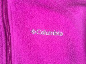 Columbia girl's fleece