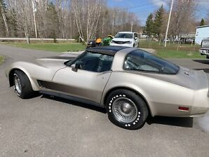 Limited Special Edition 1982 Corvette