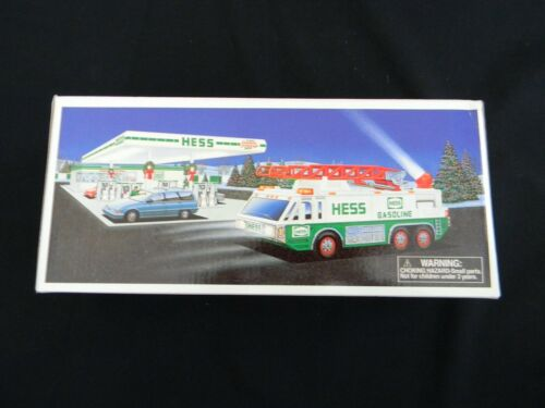 1996 Hess Emergency Truck