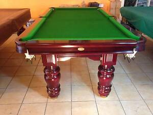 7 Ft King George Pool table Woodville Park Charles Sturt Area Preview