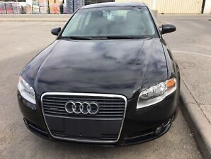 2006 Audi A4 low mileage and turbo upgrade