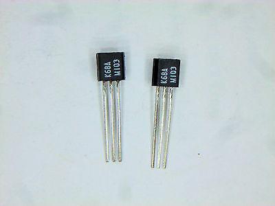 2sk68 Original Nec Jfet Transistor 2 Pcs