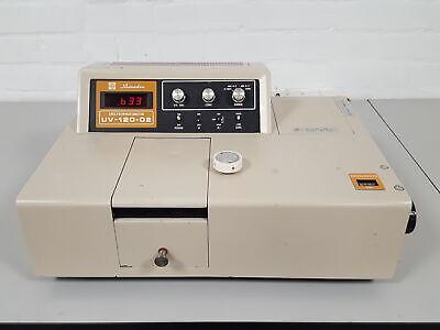 Shimadzu Uv-120-02 Lab Spec Laboratory Spectrophotometer