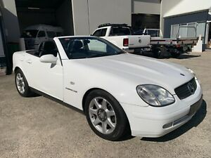 MERCEDES BENZ SLK  230  KOMPRESSOR  1999 GENUINE 107 KLMS EX COND Noosaville Noosa Area Preview