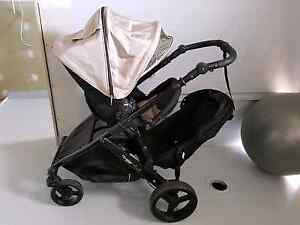 Strider plus pram champagne limited edition Chipping Norton Liverpool Area Preview