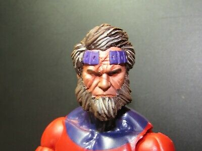 HEAD ONLY Marvel Legends Custom painted Head X-men Ahab