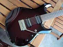 Ernie Ball Music Man JP6 (John Petrucci) Guitar Pearl Redburst Brisbane City Brisbane North West Preview