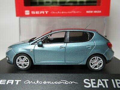 1:43 Scale, SEAT IBIZA, Dealer DieCast Model, NEW