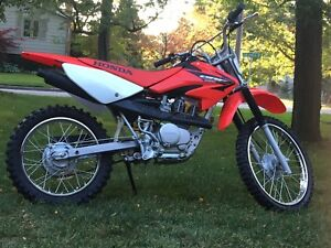CRF100F FOR SALE