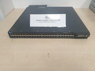 Juniper EX4200-48P - 48 Ports POE - Dual PSU - JUNOS 15.1R7.9