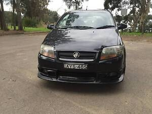 2006 HOLDEN BARINA HATCHBACK Lansvale Liverpool Area Preview
