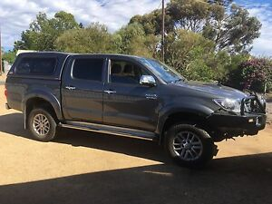 2013 Toyota Hilux Ute Mannum Mid Murray Preview