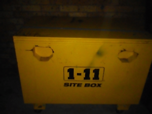 Large Construction Site Toolbox Doncaster Manningham Area Preview
