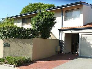 South Perth self contained family friendly townhouse South Perth South Perth Area Preview
