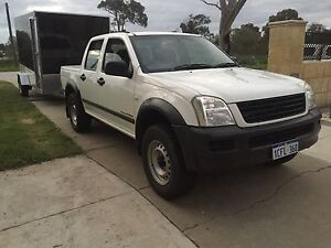 2006 Holden Rodeo Ute 4x4 Diesel Turbo Morley Bayswater Area Preview