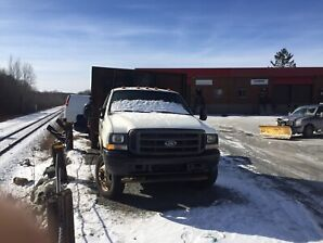 2003 Ford f550