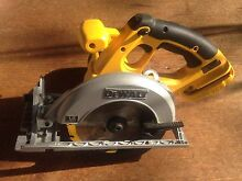 DeWalt DC390 18V circular saw in great condition Murrumbeena Glen Eira Area Preview