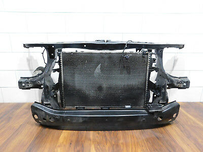 Hood Lock Carrier Front VW T5 Bus Transporter Multivan 7H0121201BP Coolant 1,9