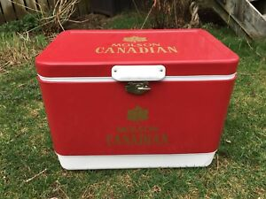 Molson Canadian Cooler - Canada 150 Collector's Edition