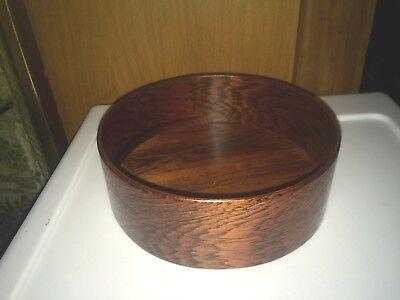MCM Swedish Wooden Bowl 6 1/2