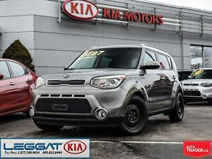 2015 Kia Soul EX | PWR FEATURES | HILL ASSIST | BACKUPCAM