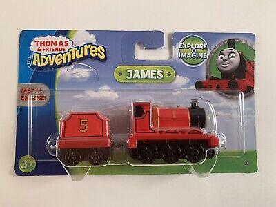Thomas & Friends Fisher-Price Adventures, James