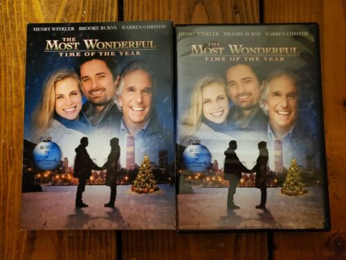 The Most Wonderful Time Of The Year DVD, 2009  - $9.50