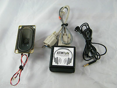 Mini-bank 1000 Atm Atmtalk Atm Talk Speech Technology Module  Part B456