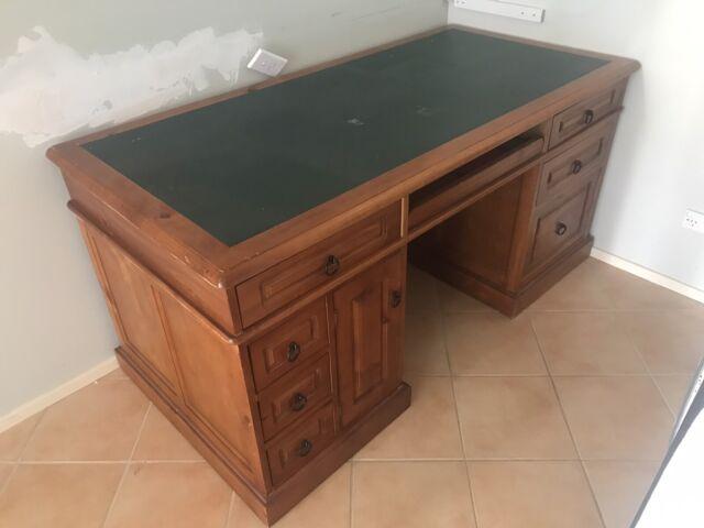 Timber Desk   Desks   Gumtree Australia Penrith Area ...