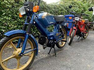Tomos LX Targa's (50cc)