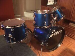 Blue Drum Kit! 175 obo
