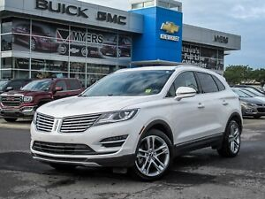 2017 Lincoln MKC   RESERVE *2.3 TURBO* RARE EVERY OPTION
