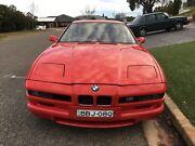 BMW 8 Coupe 1993 Wagga Wagga Wagga Wagga City Preview