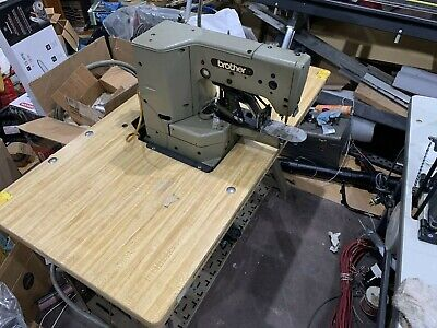 Industrial Brother Refurb. Commercial Sewing Machine Lk3-b439 Wtable Light