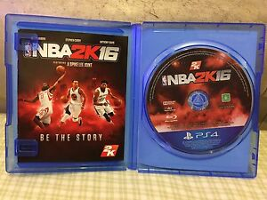 NBA 2k16 Ps4 edition Valley View Salisbury Area Preview